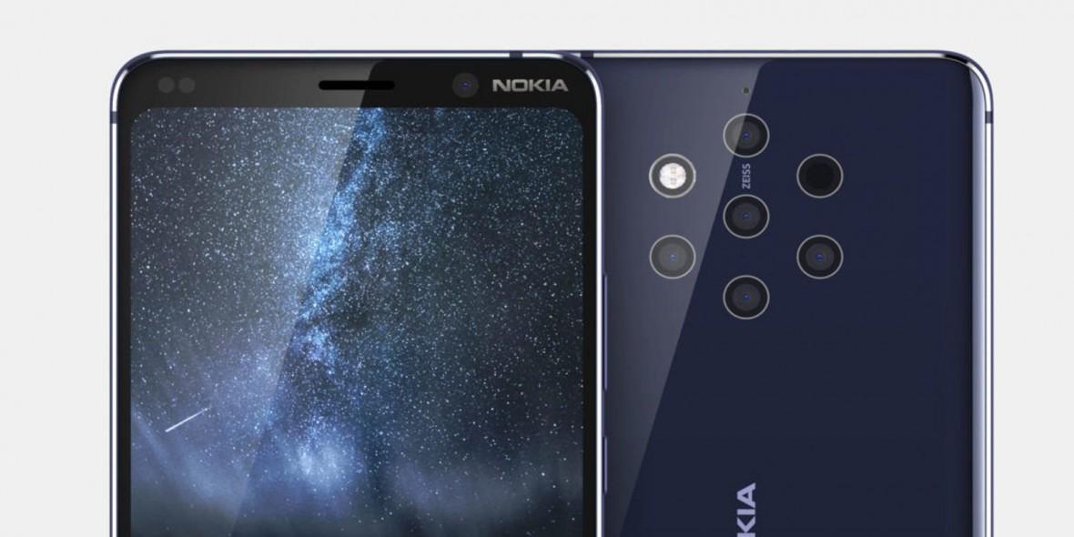 Foto-środa: przekonajcie mnie, że Nokia 9 PureView z pięcioma obiektywami może zostać królową mobilnej fotografii