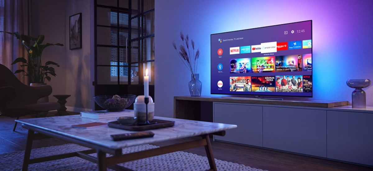 Here are the new Philips TVs with Dolby Vision and HDR10 +