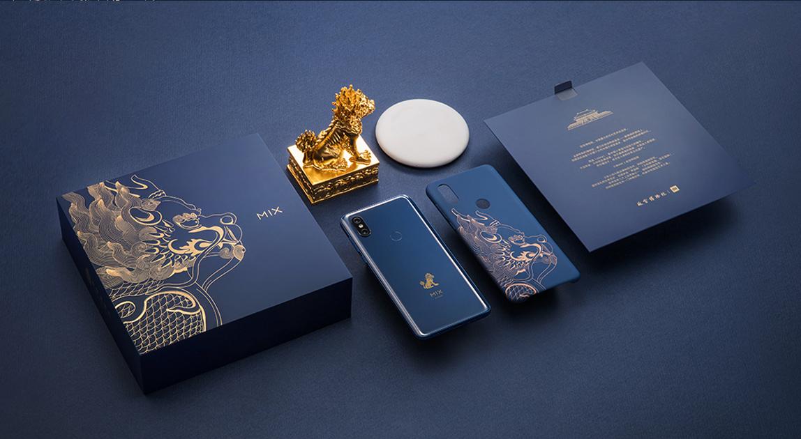 WOŚP obala mit taniego Xiaomi. Wyjątkowy Mi MIX 3 Palace Museum Edition kosztuje już 7100 zł