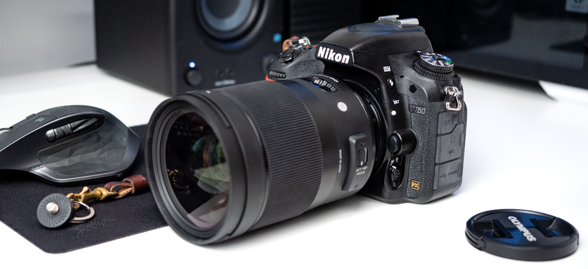 Photo-Wednesday: Who is the new Sigma 40 mm f / 1.4 ART for?