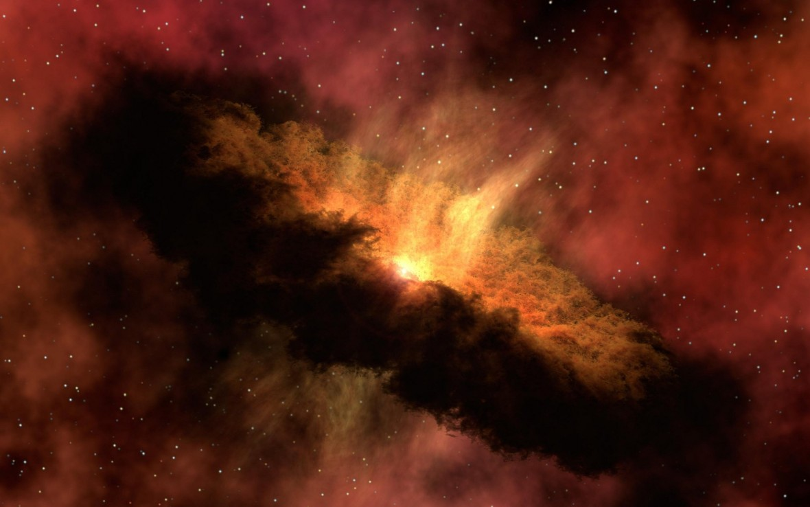 W najnowszym modelu Wszechświat ma kształt muszli. Może on pomóc wyjaśnić zagadkę ciemnej energii