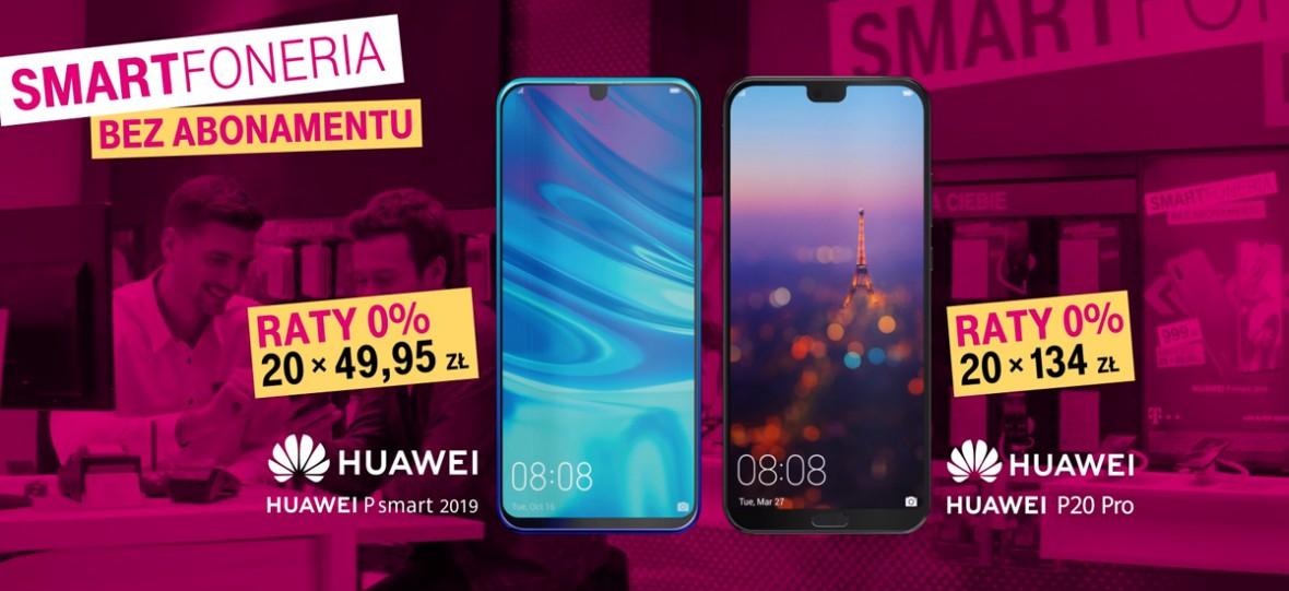 T-Mobile rozpoczyna sprzedaż smartfonów bez abonamentu. Przyglądamy się ofercie operatora