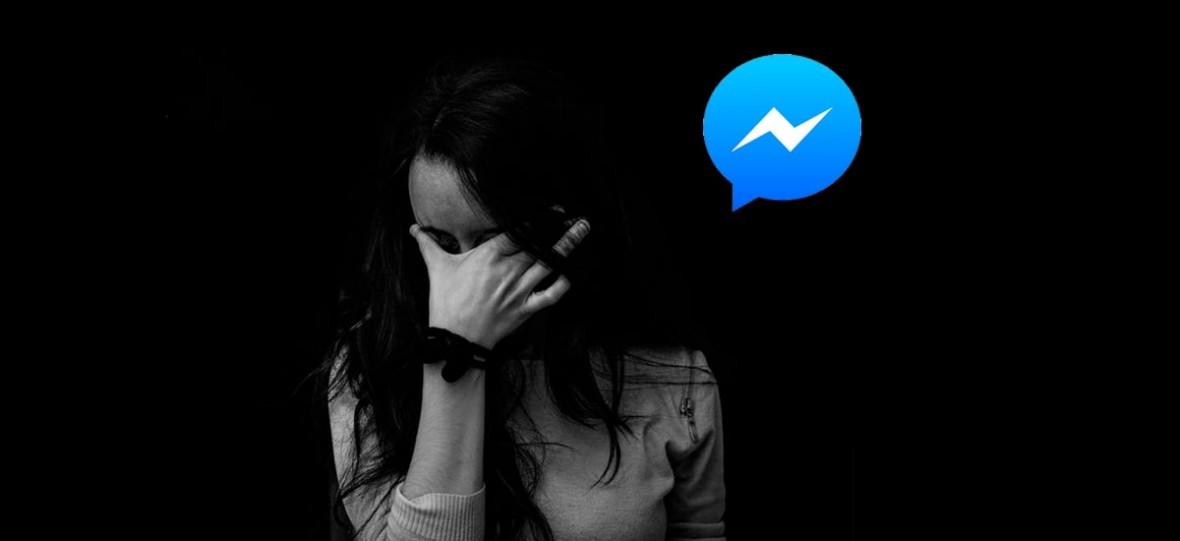 Facebook testuje ciemny motyw Messengera. Jest prawie tak brzydki jak w Windowsie