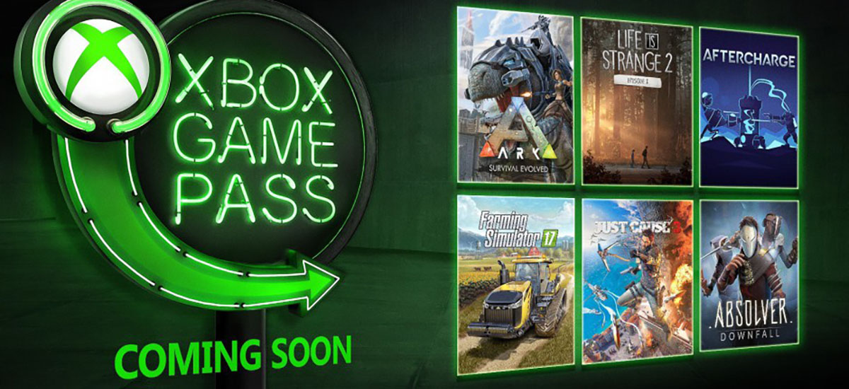 xbox game pass styczeń 2019