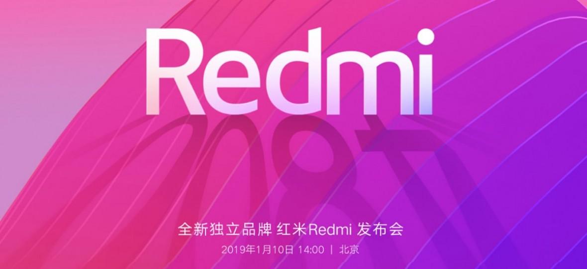 Zapomnij o Xiaomi Redmi. Powitaj Redmi – nową markę chińskich smartfonów