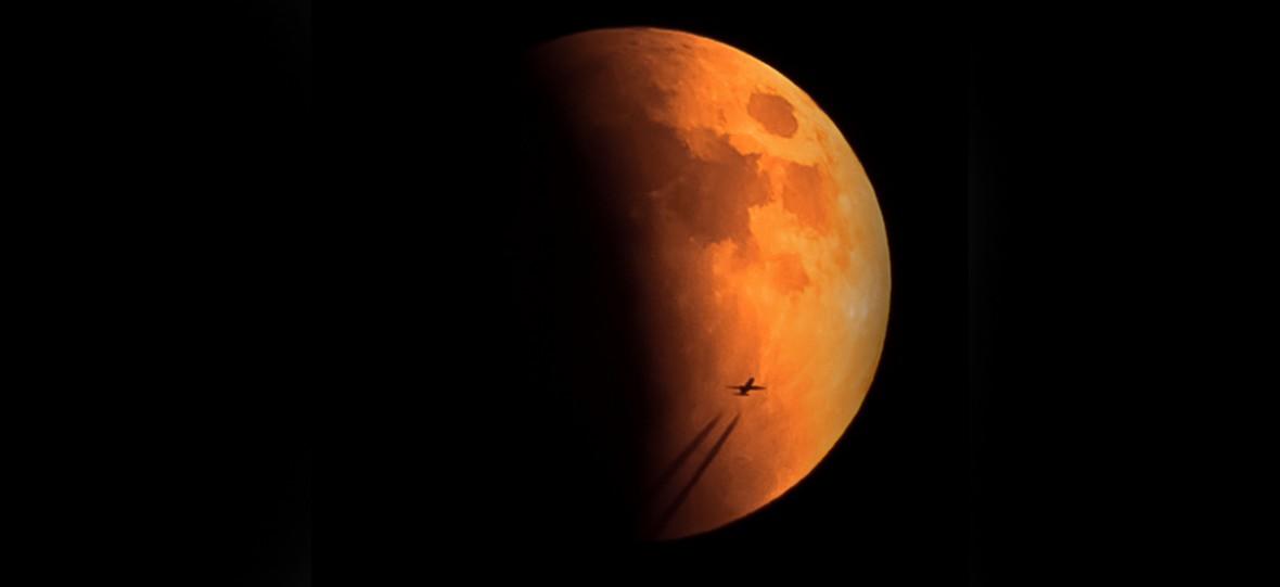 Poniedziałkowe zaćmienie Księżyca – gratka dla fanów astronomii i astrofotografów