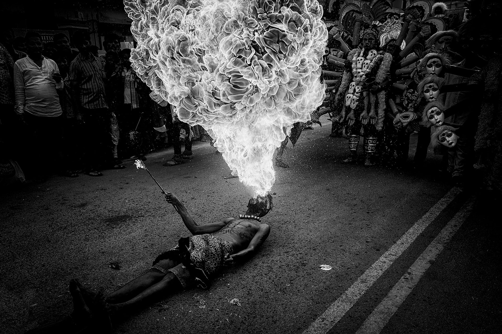 Fot. Joydeep Mukherjee, Indie, National Awards, 1. miejsce, 2019 Sony World Photography Awards