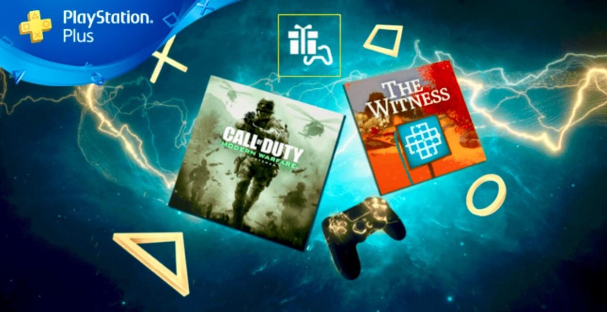 Darmowe gry z PS Plus na marzec: posiadacze PS4 dostaną najlepsze Call of Duty w historii oraz świetną grę logiczną