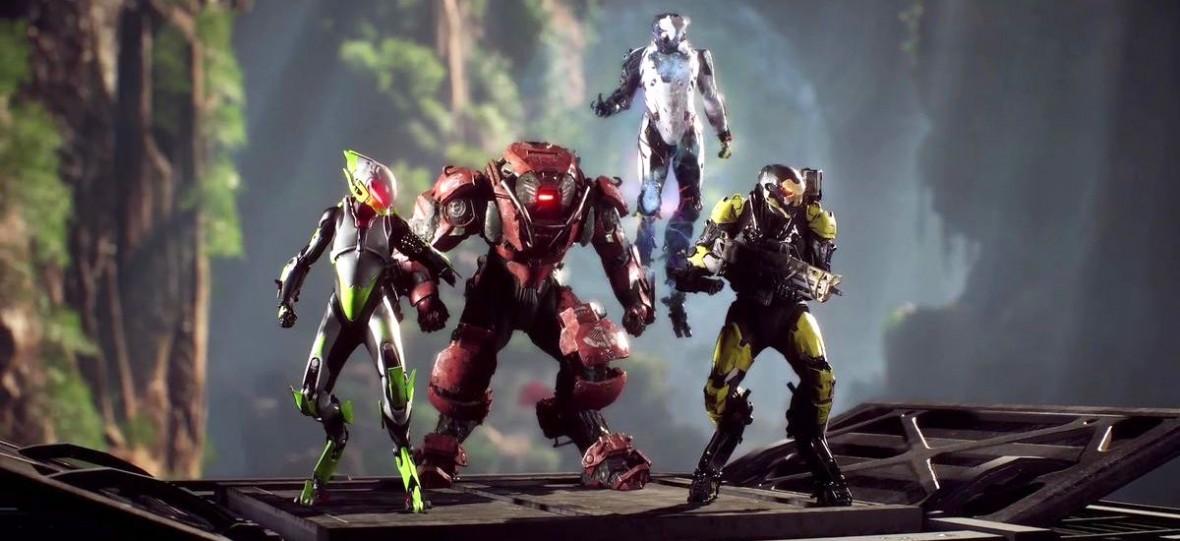 """Gracze nie zostawiają suchej nitki na EA. Tabelka """"kto i kiedy może zagrać"""" w Anthem rozwścieczyła internautów"""