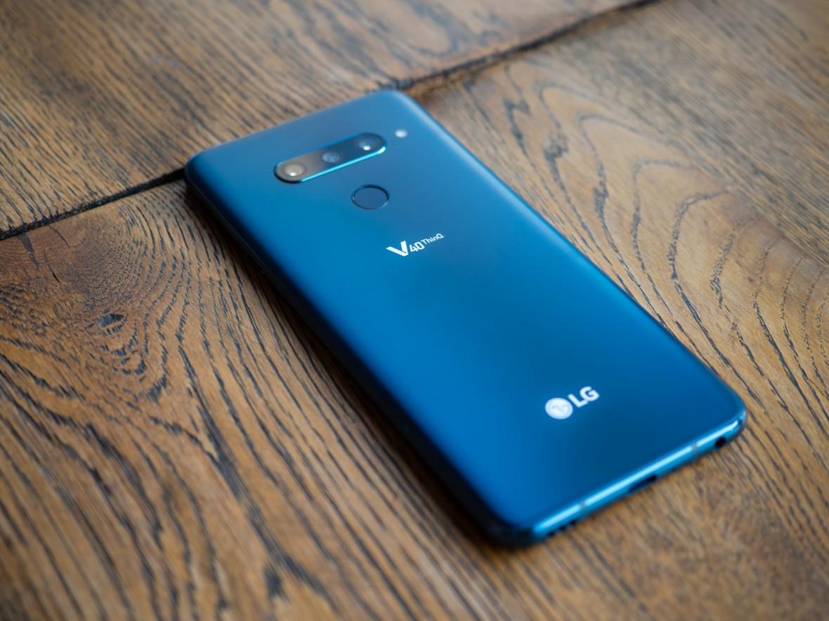 Najlepszy smartfon, jaki kupisz za pół roku. LG V40 – recenzja