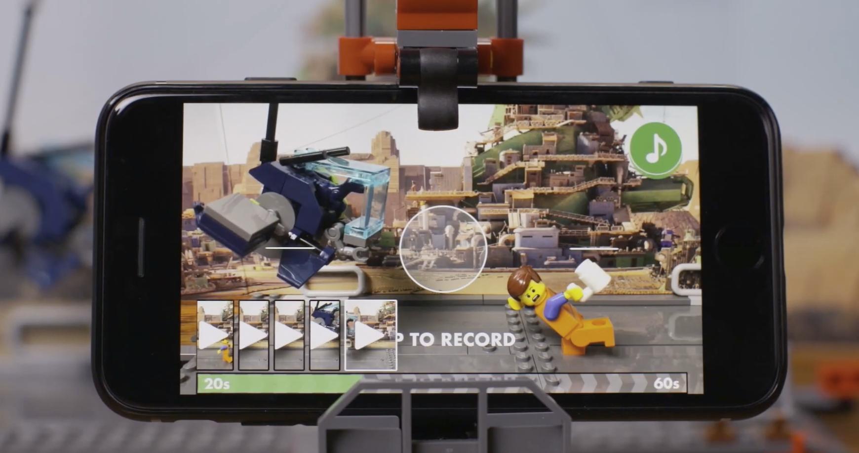 Lego Movie Maker 2