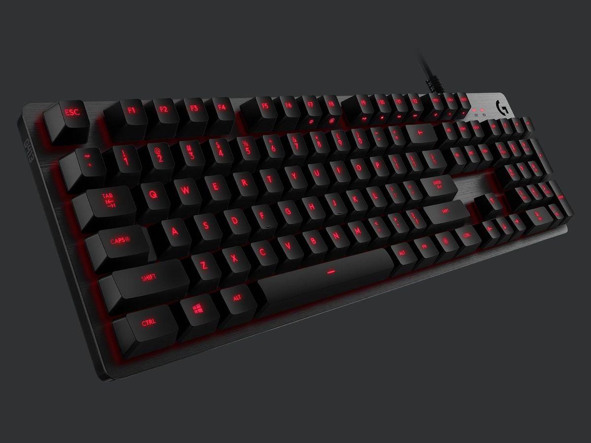Logitech G413 Carbon klawiatura dla graczy gamingowa do gier iem 2019 promocja