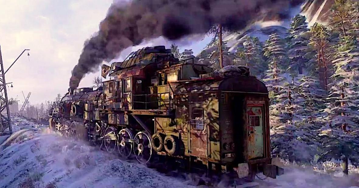 Policzyłem, ile kilometrów wirtualnych torów położyli pod Moskwą twórcy Metro Exodus