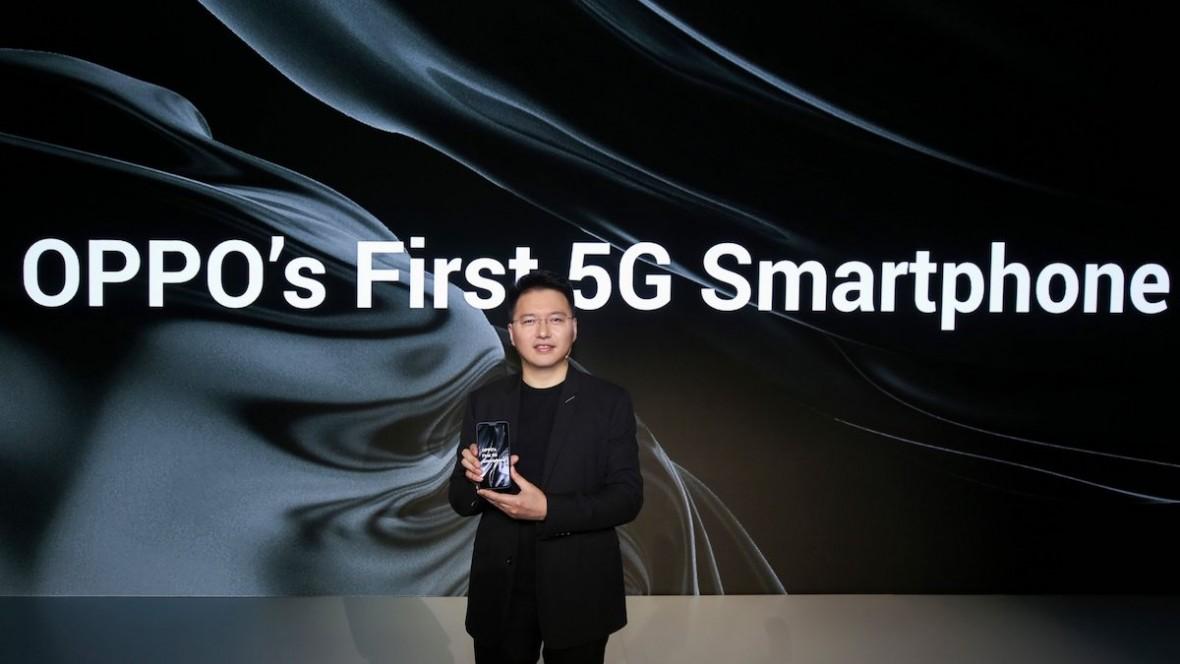 Oppo stworzy pierwszy smartfon z układem Snapdragon 855 oraz obsługą 5G