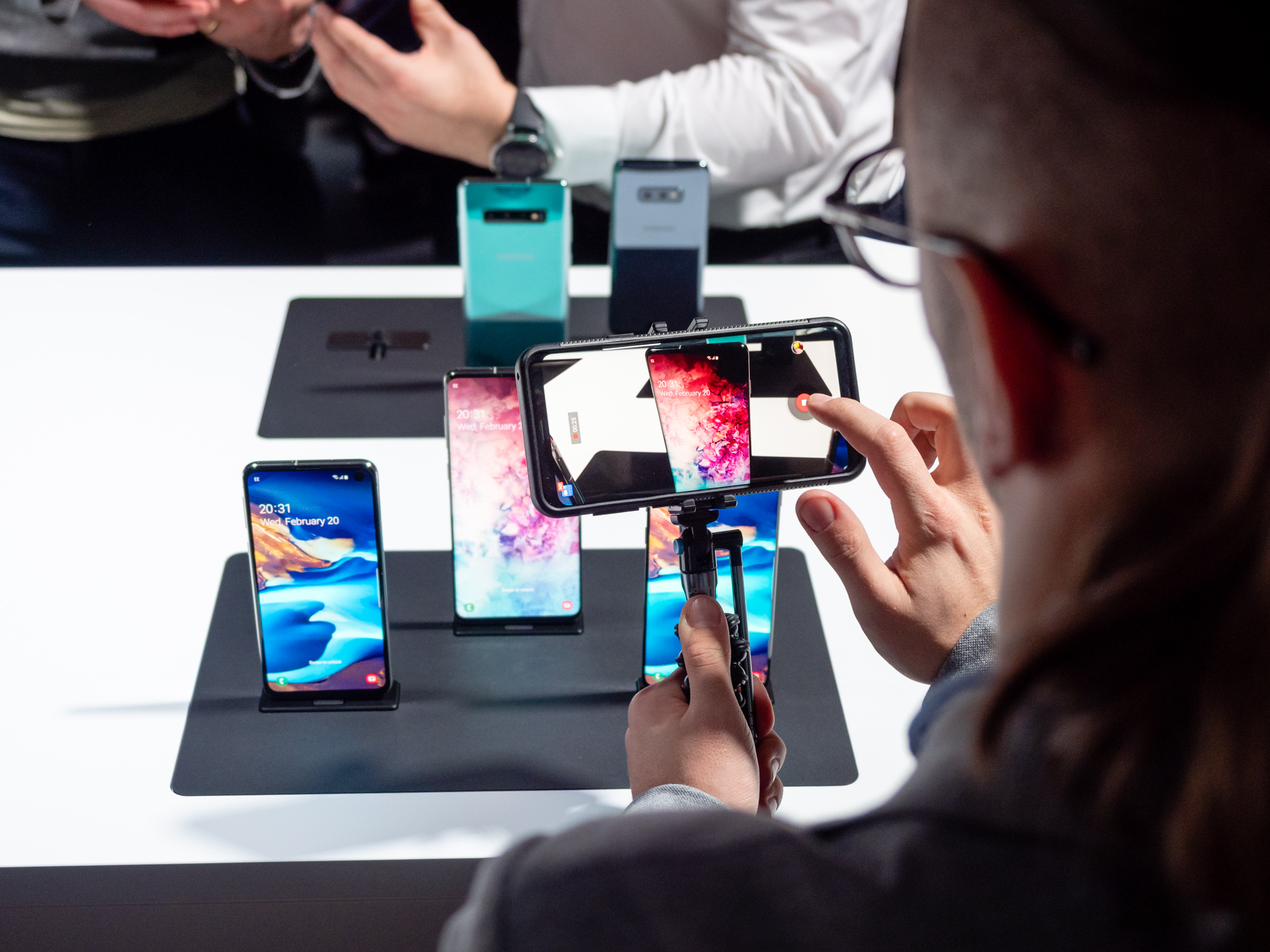 Samsung Galaxy S10 - premiera