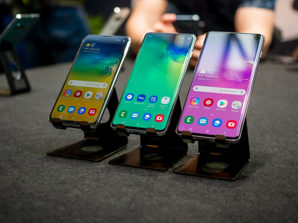 Polskie ceny modeli Galaxy S10e, Galaxy S10 i Galaxy S10+. Drogo, drożej i lepiej nie pytaj