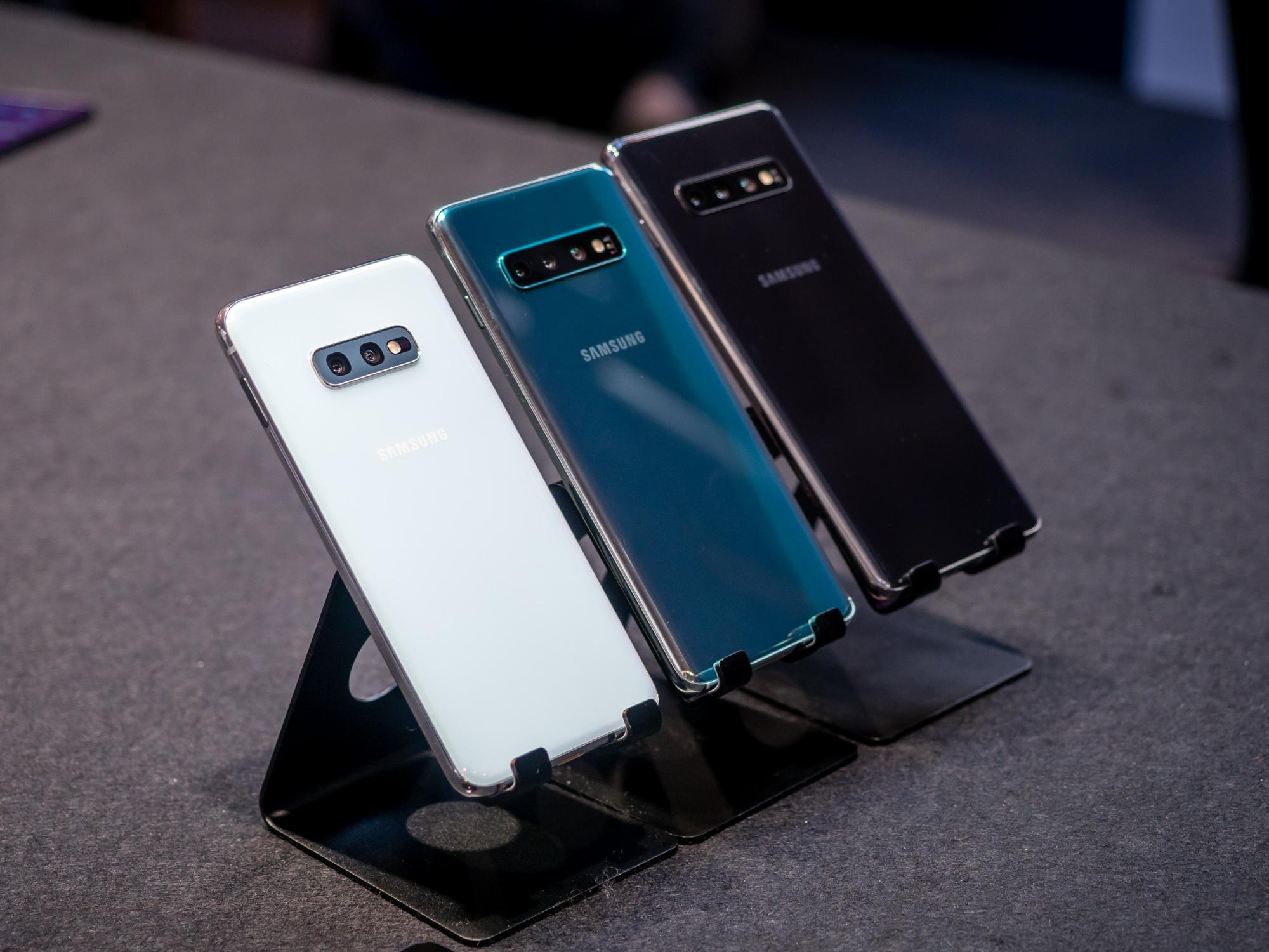 Poznaliśmy polskie ceny modeli Galaxy S10e, Galaxy S10 i Galaxy S10+
