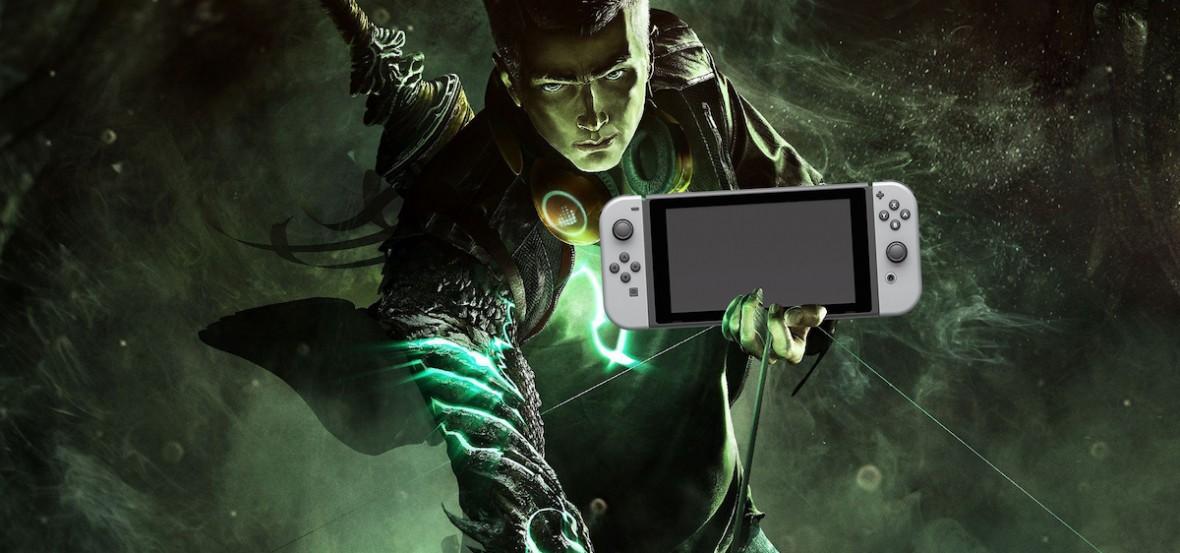 Nintendo chce przejąć grę na wyłącznosć Microsoftu. Scalebound może trafić na Switcha