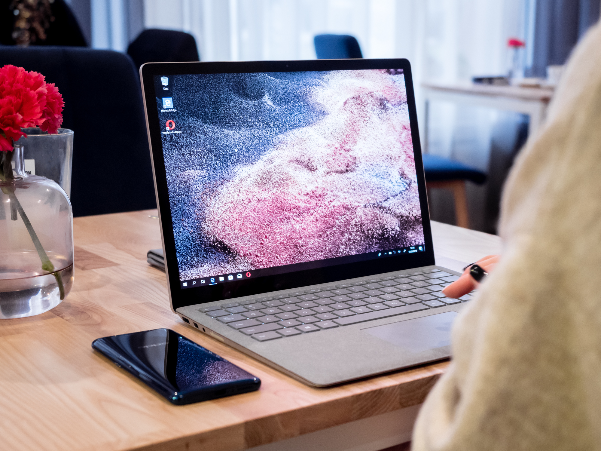 Surface Laptop 2 opinie