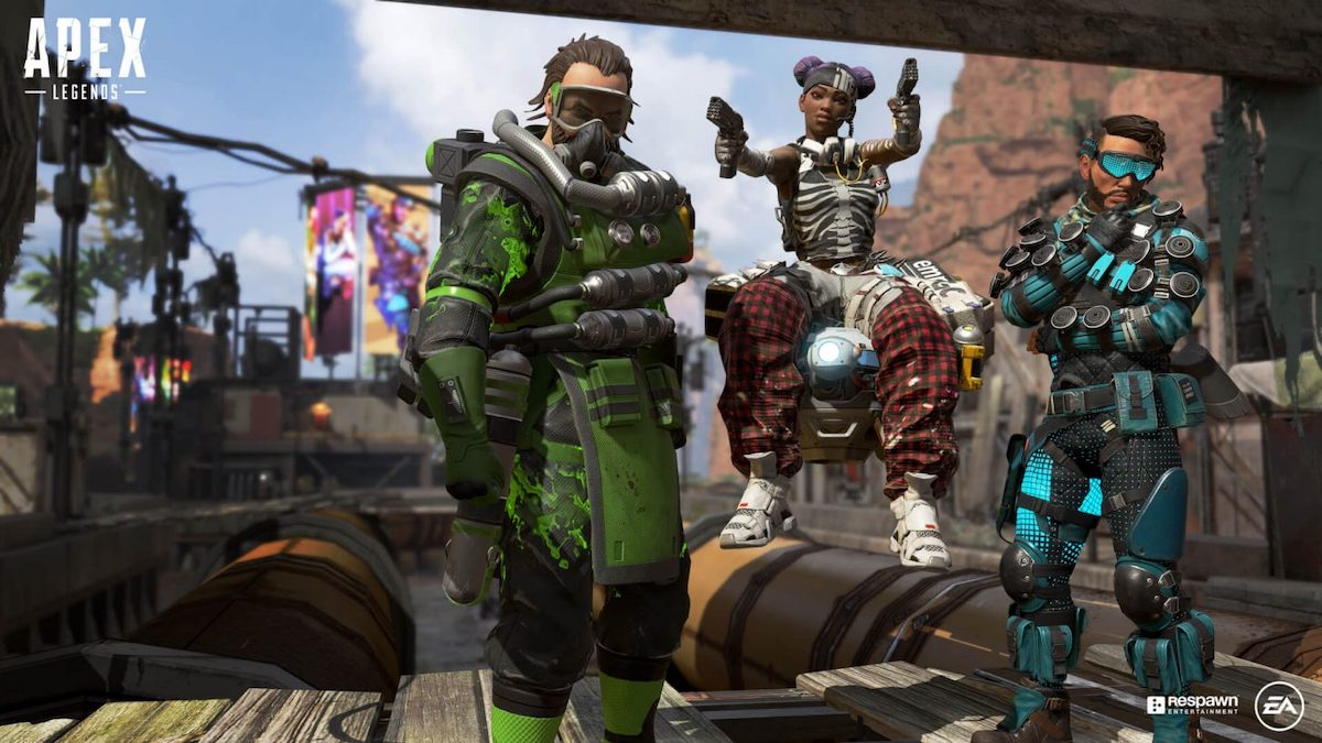 TEN MILLIONS OF PLAYERS in just 72 hours from the premiere. Yes, it s Apex Legends