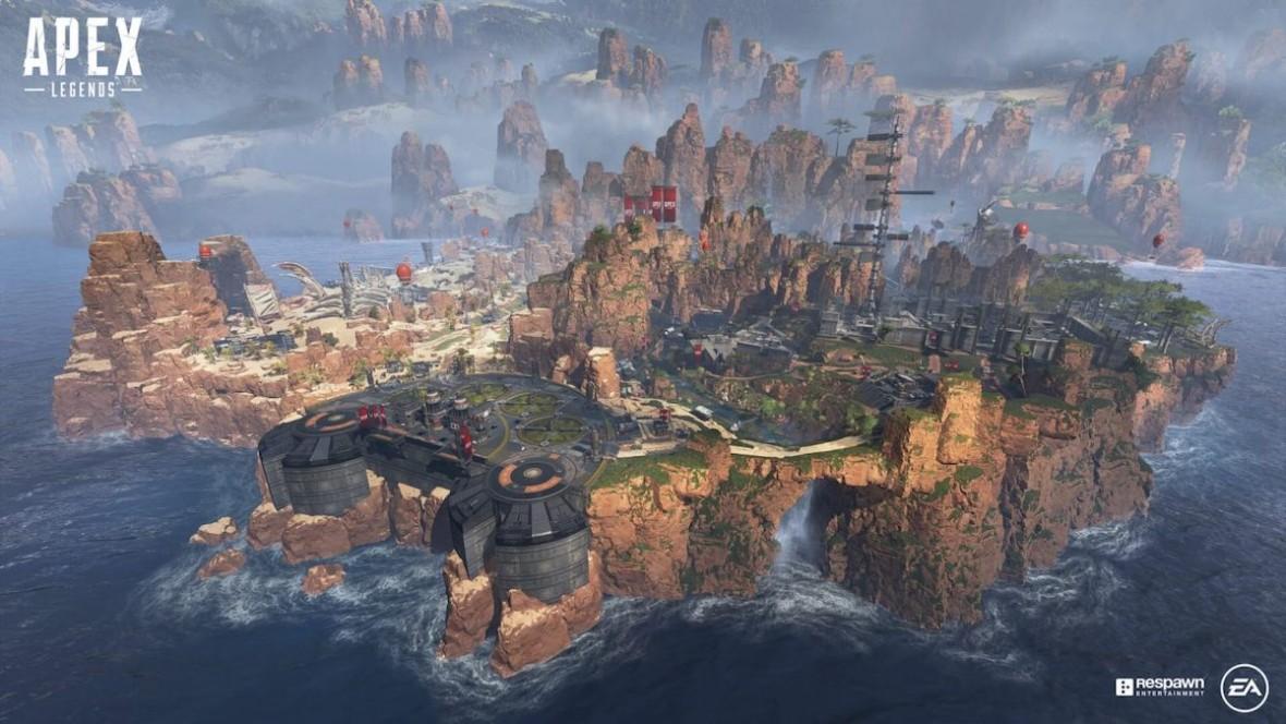 Apex Legends: gdzie lądować po najlepszy łup? Gracze stworzyli dokładną mapę