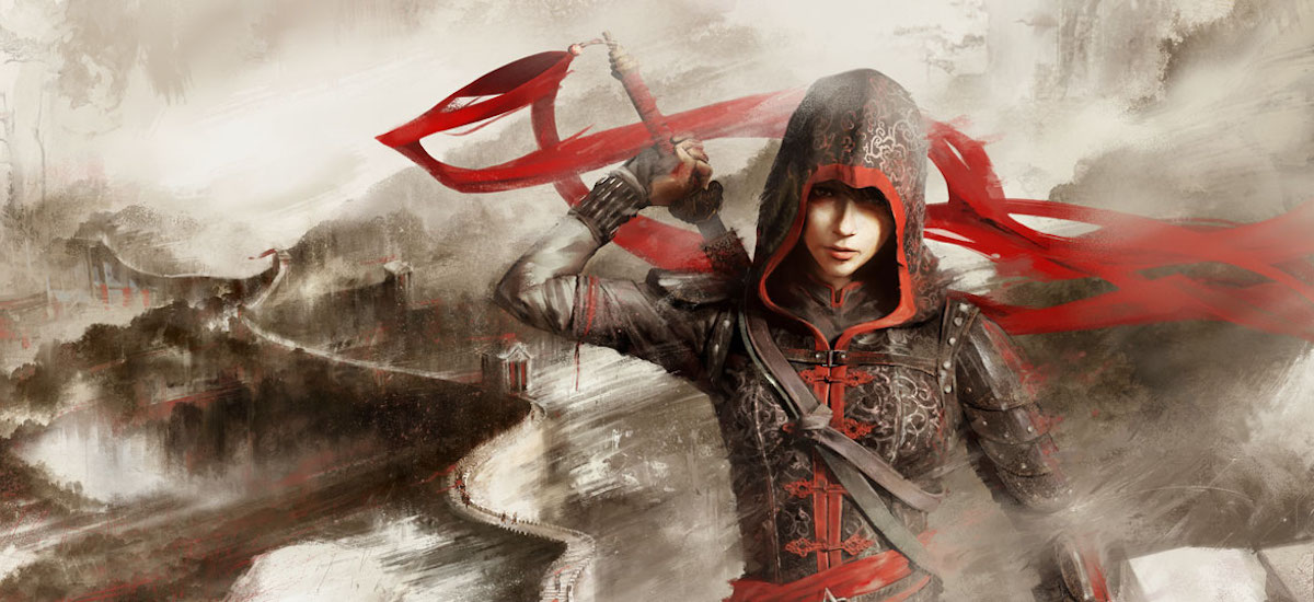 It S A Pity Not To Play Assassin S Creed Chronicles China Since