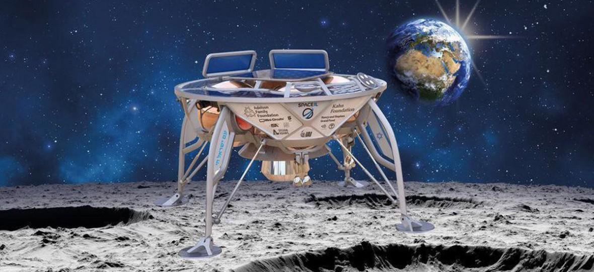 Nowy rozdział w eksploracji kosmosu. Pierwszy prywatny lądownik zmierza na Księżyc