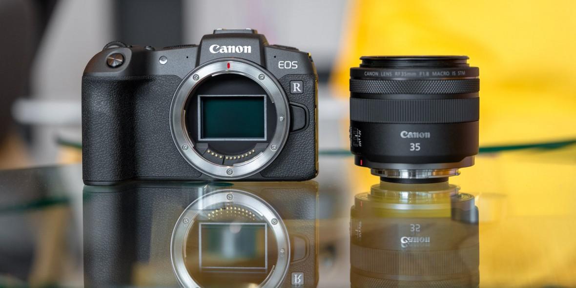 Canon EOS RP w naszych rękach. Nareszcie pełna klatka dla Kowalskiego