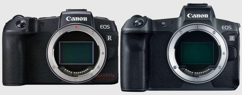 Szykuje się walka na ceny – nowy Canon EOS RP to tania pełna klatka