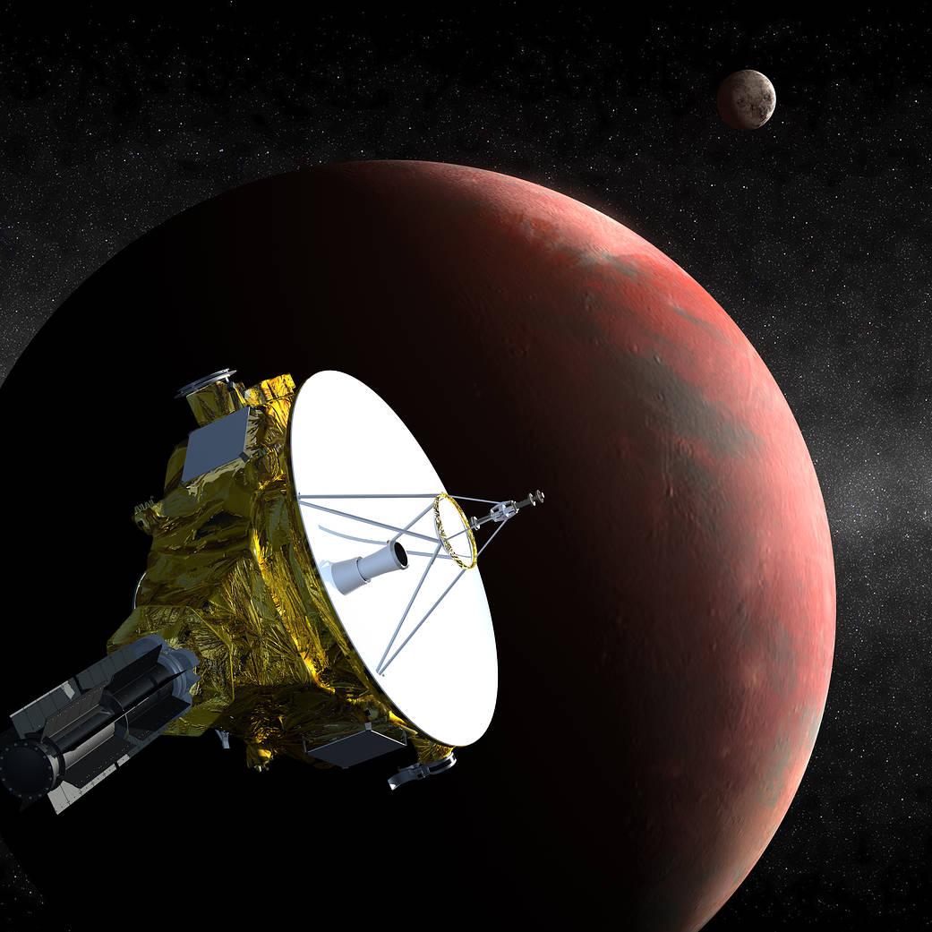 Krater Skywalker, epoka Spockiańska i Vulcan Planum. Geografia i geologia księżyca Plutona to uczta dla fanów fantastyki