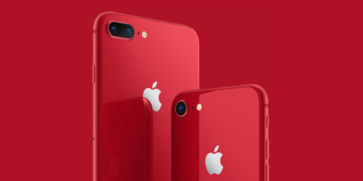 There is a preview of the new red iPhone. I am happy to exchange my gold XS