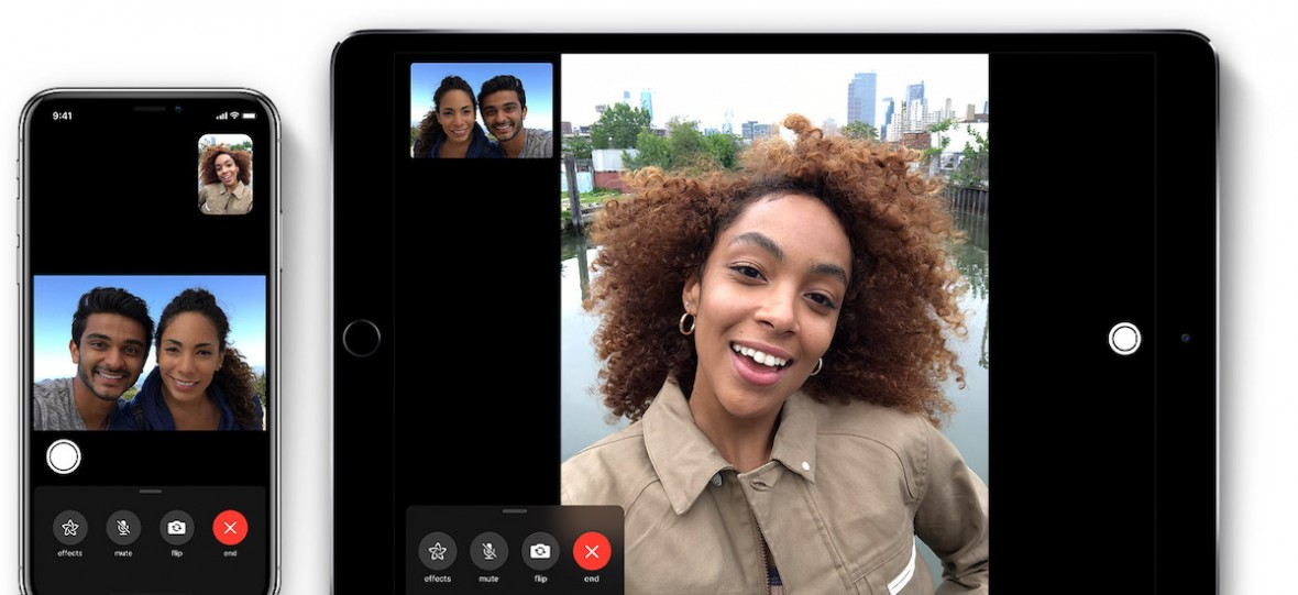 Wylądował iOS 12.1.4. Apple naprawia rozmowy grupowe w FaceTime