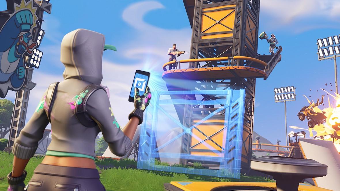 Świetna wiadomość dla graczy. Fortnite pozwala na połączenie kont utworzonych na różnych platformach
