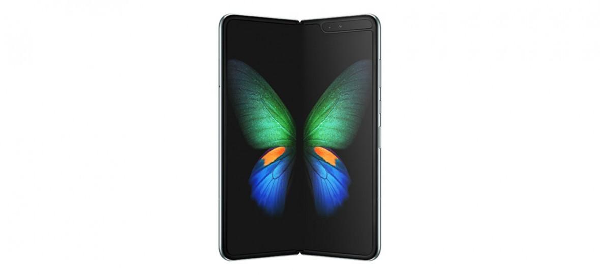 Samsung Galaxy Fold oficjalnie! Absurdalnie fajny, absurdalnie drogi