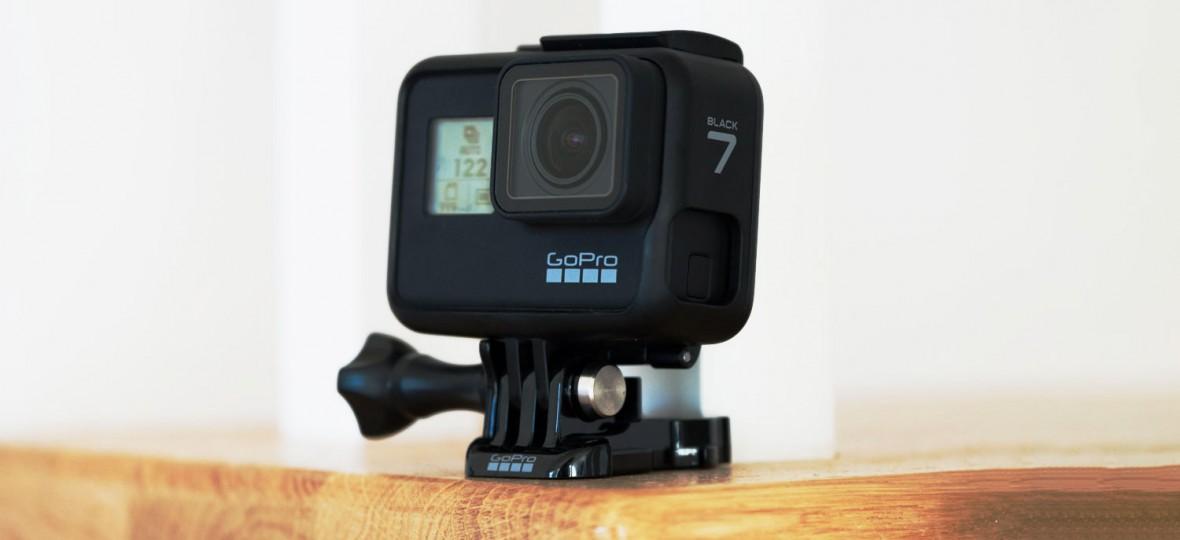 GoPro na plusie po raz pierwszy od 2017 roku. Kamery Hero 7 okazały się strzałem w dziesiątkę