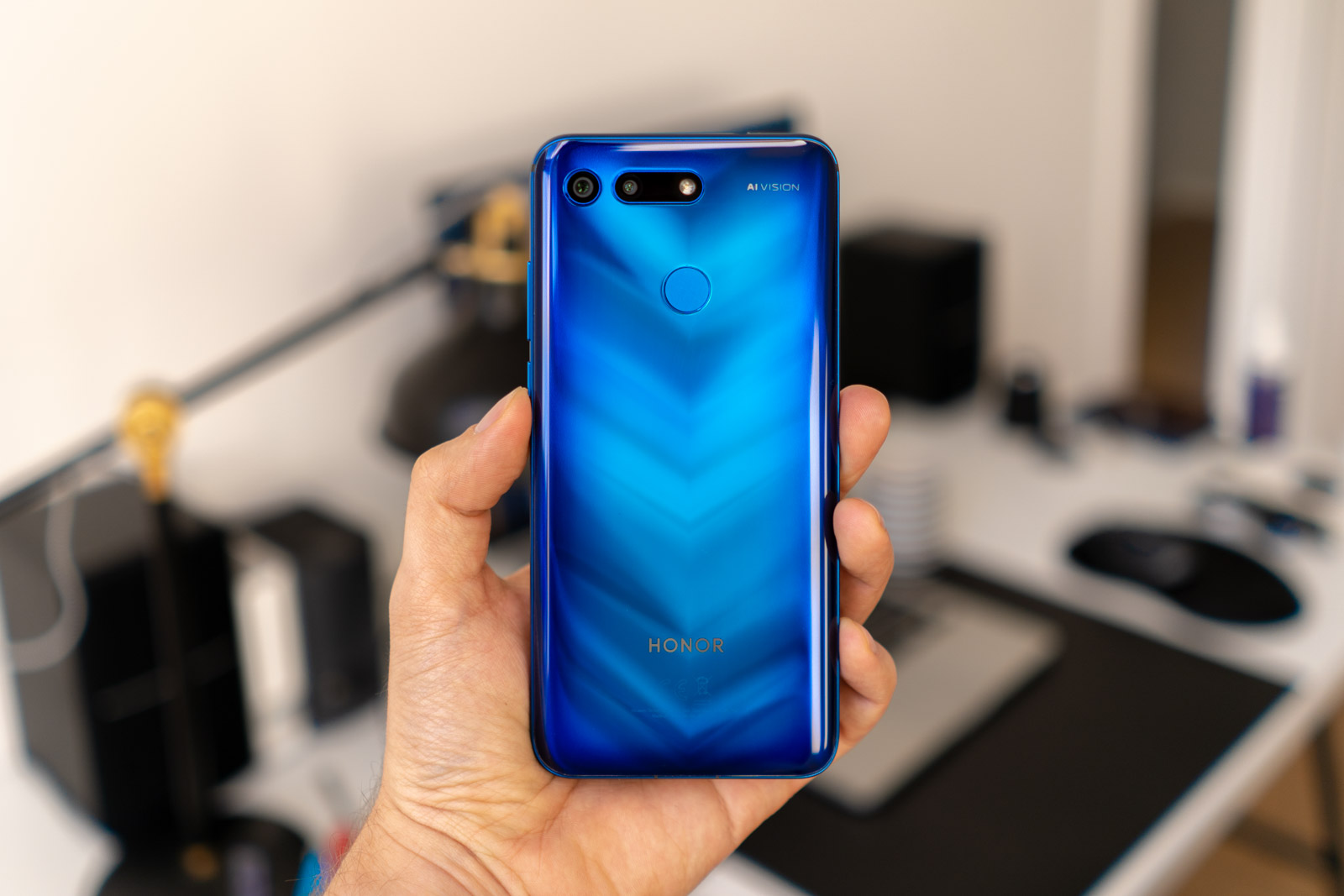honor view 20 aparat recenzja