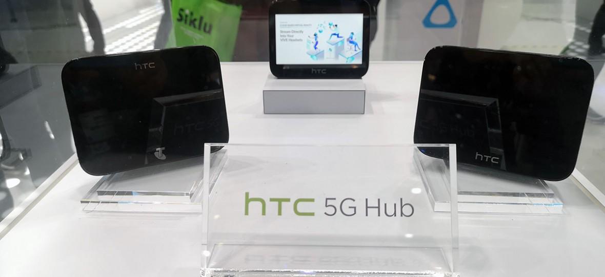 Dalej nie doprowadzili ci światłowodu? 5G Hub od HTC ma być rozwiązaniem