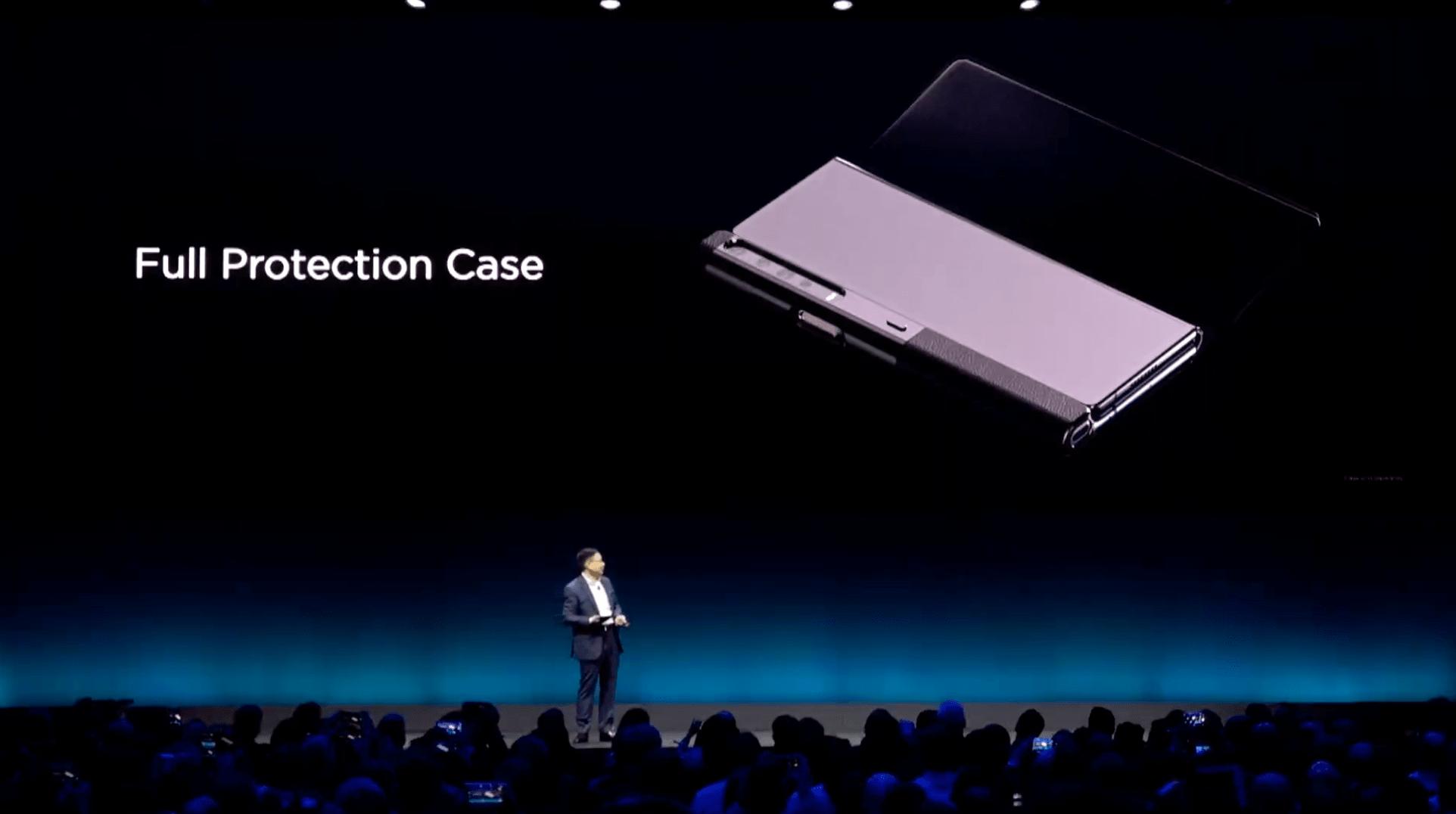 Huawei Mate X etui, case