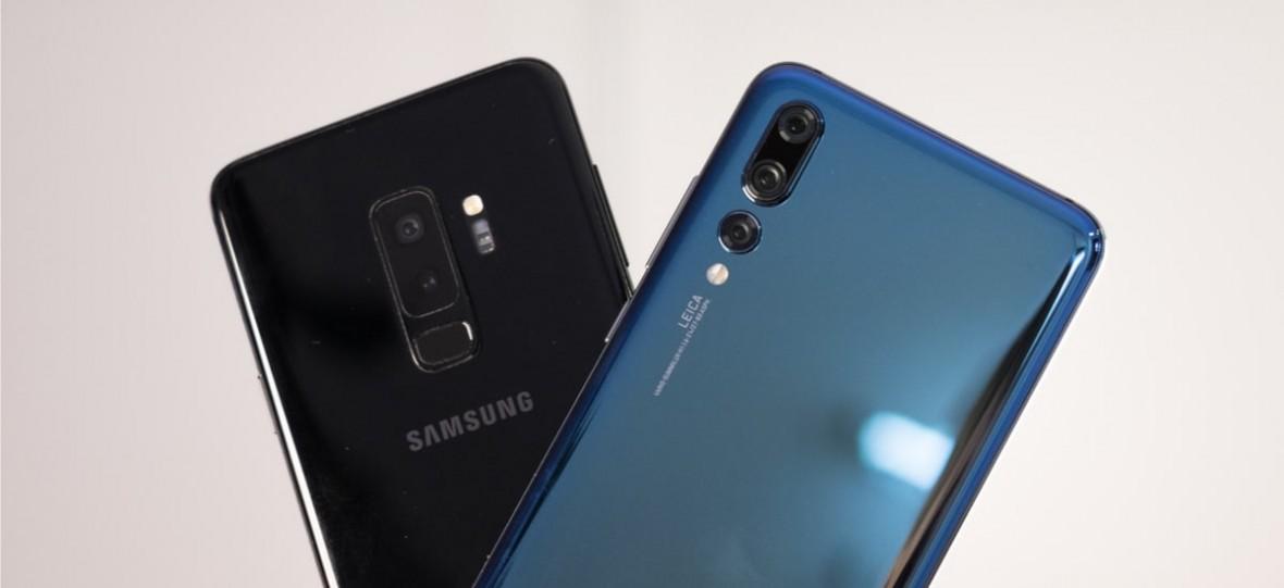TOP 5 najlepiej sprzedających się smartfonów w Orange, T-Mobile, Plus i Play w 2018 roku