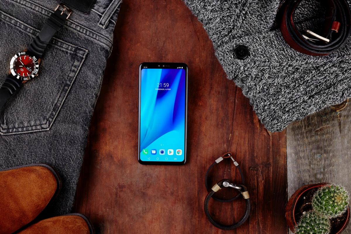 LG V40 w Polsce - cena, opinie