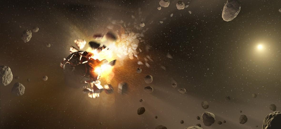 Testowa misja NASA rodem z filmu Armageddon wystartuje już w 2021 roku