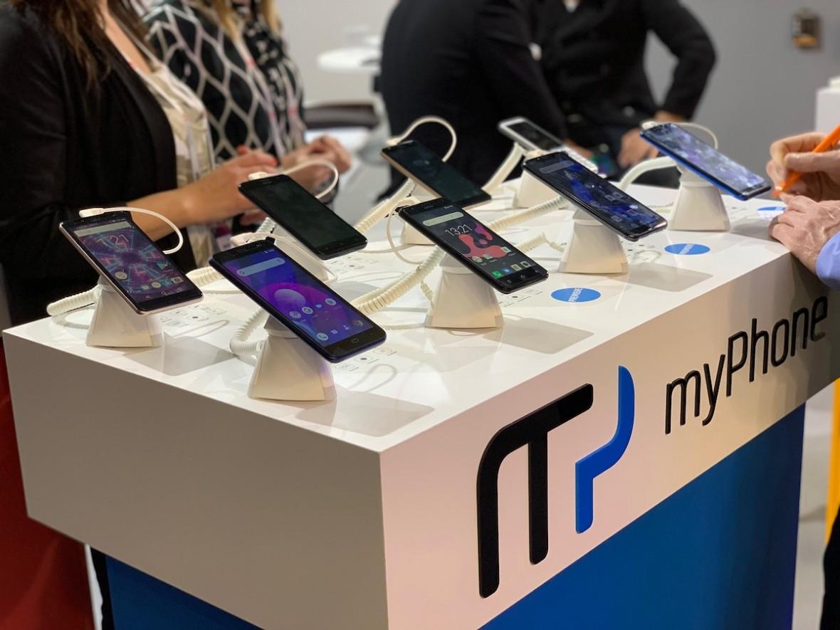 Polski akcent na MWC 2019. Odwiedziliśmy stoiska myPhone i 3mk w poszukiwaniu nowości