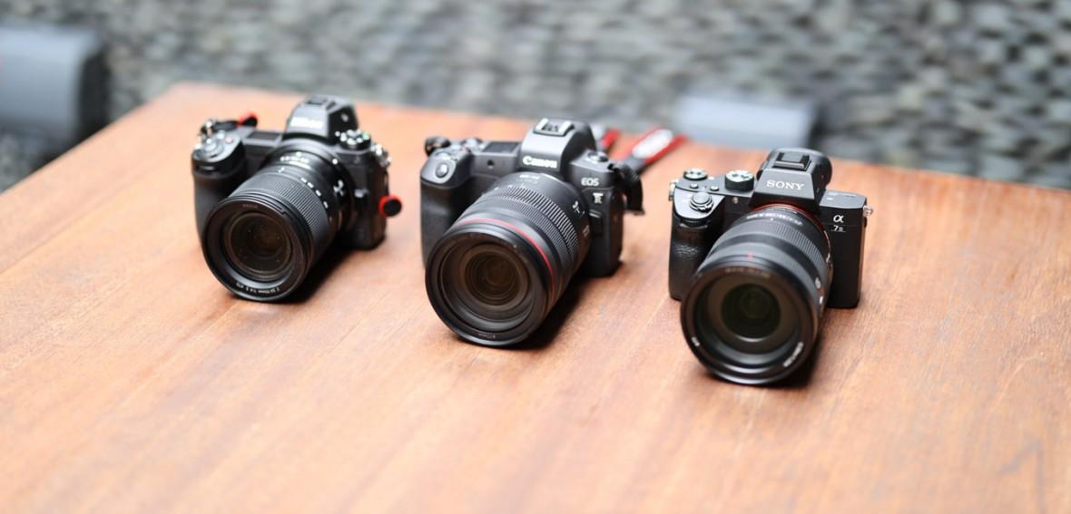 Sony wyprzedziło Nikona na rynku aparatów. Kolejny cel: Canon