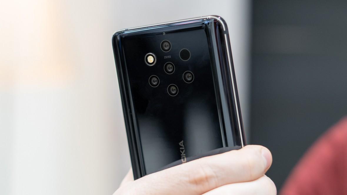 Nokia 9 PureView: 5 obiektywów i pięciokrotnie za wolne działanie