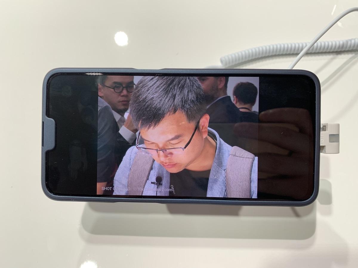 Zdjęcie ze smartfona Oppo - Zoom 10x
