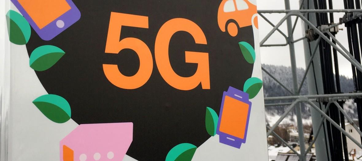 Orange zakończył właśnie testy 5G w Zakopanem.  Operator pracował wspólnie z Ericssonem