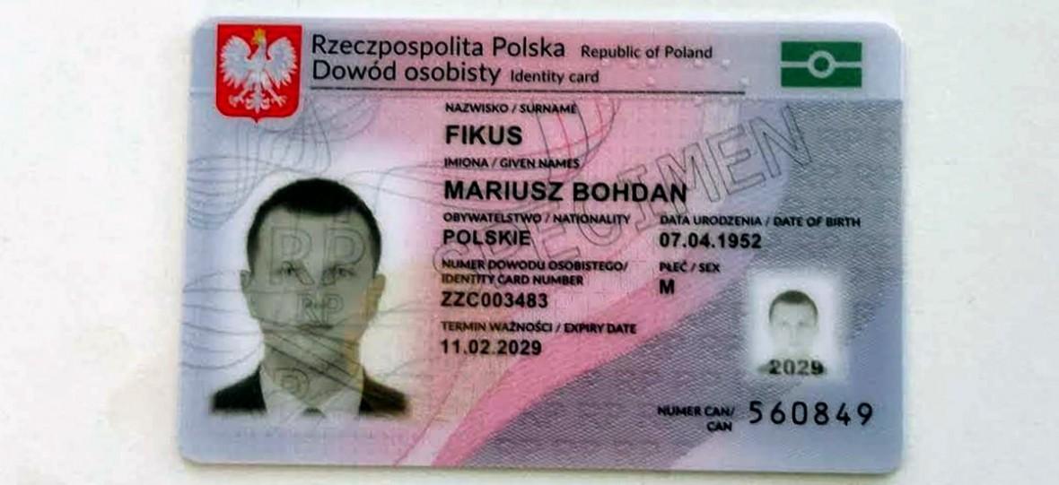 Polska jest już gotowa na e-dowody. W przyszłym tygodniu pierwsi obywatele odbiorą nowe dokumenty