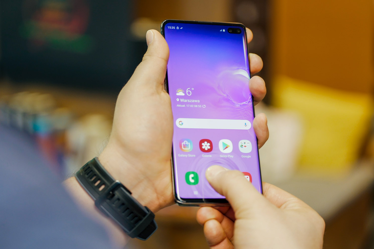 samsung galaxy s10 i s10 plus