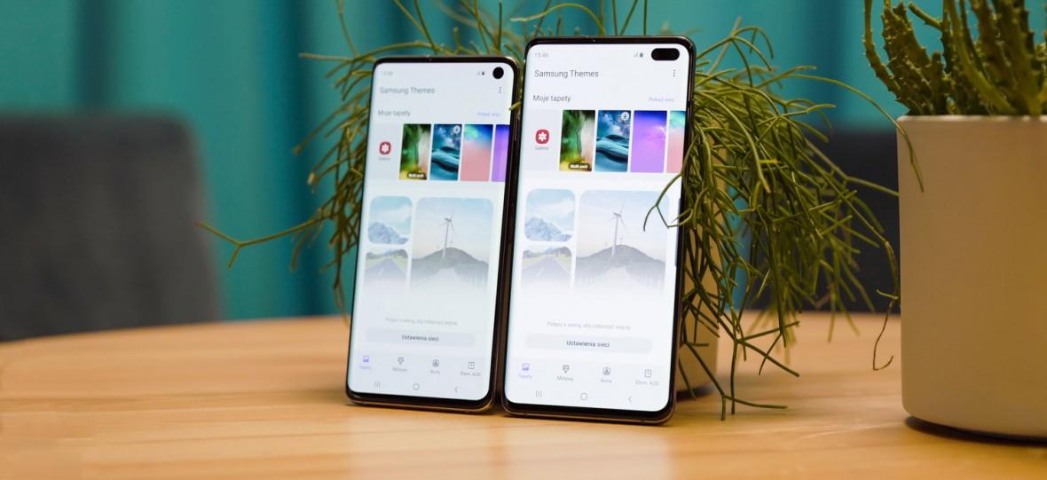 Samsung Galaxy S10 i S10+ oficjalnie. Poznaj wszystkie nowości