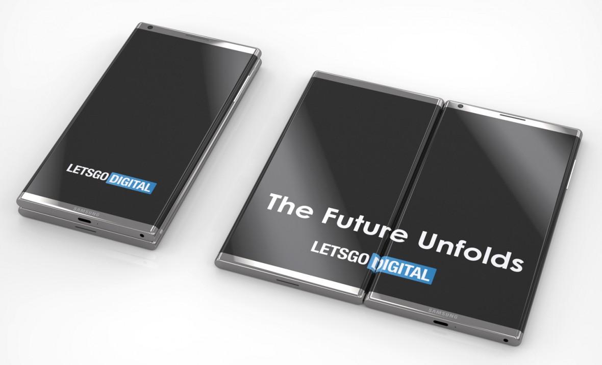 Samsung Galaxy Fold – tak będzie się nazywał składany smartfon Koreańczyków
